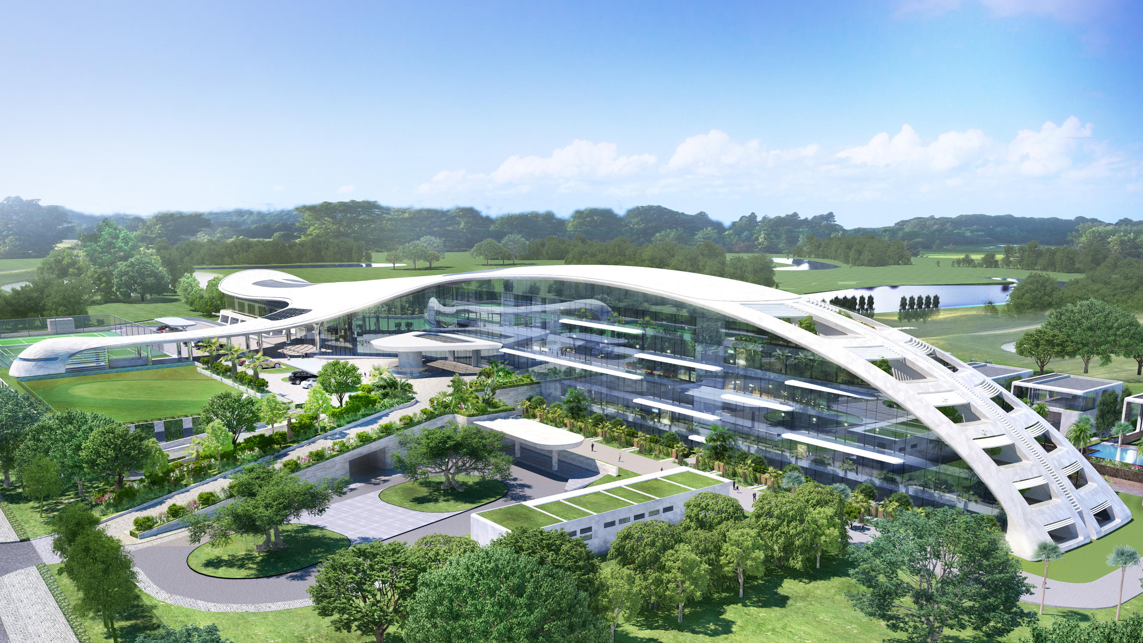 Mercurio Design Lab - DUSIT THANI LAGUNA SINGAPORE